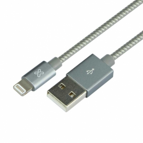 [INT3109] Klip Xtreme - USB cable -  4 pin USB Type A Gris